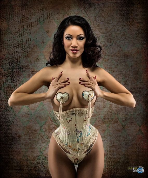 china doll corsets so sexy lingerie gold corsets corsets inspiration    Lingerie Corset Underbust