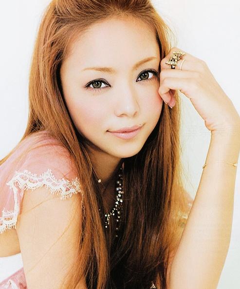 安室奈美恵 の写真 — Namie Amuro in SPRING August 2010 Issue. ** Edit by me