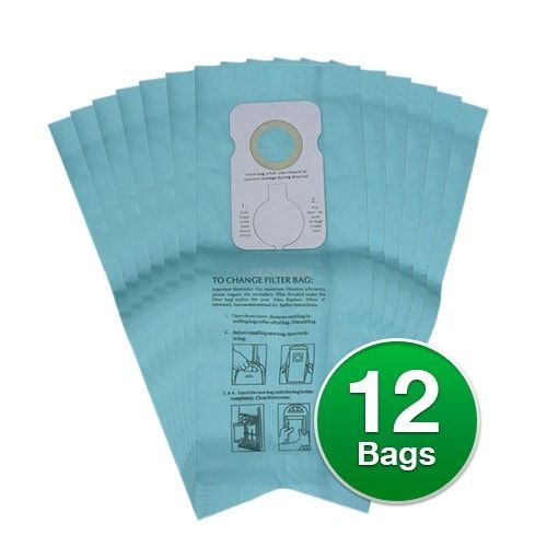 Replacement Vacuum Bag for Simplicity 7300 Vacuum Model 2pk -Micro Type 6 Bags/pk