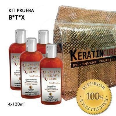 Tratamiento kit Botox, en www.haircultureshop.es
