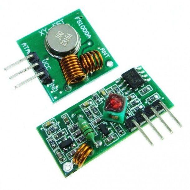Click the link below if you want this  RF Radio Frequency 315/433 MHZ Transmitter-receiver Module Set     || Free Delivery Nationwide ||    Book your order NOW ---> https://www.aam.com.pk/shop/rf-radio-frequency-315433-mhz-transmitter-receiver-module-set/