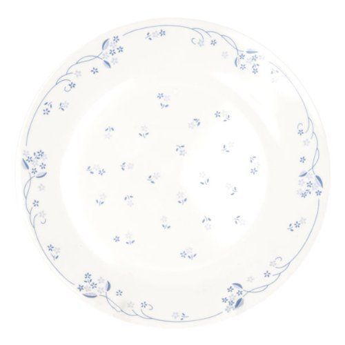 Corelle Livingware Provincial Blue 10-1/4  Dinner Plate by Corelle. $6.49. Corelle Livingware... The original break and chip resistant glass dinnerware .  sc 1 st  Pinterest & 56 best Dish Corelle images on Pinterest | Dish Plates and Mornings