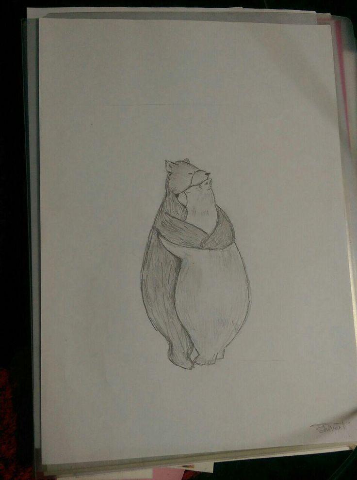 bear- love-shivart
