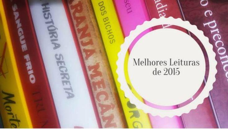 Ano passado li bastante, li muito! No total foram 82 livros lidos e simplesmente detestei 2 por motivos diferentes (ÓDIO NA VERDADE!) . Eu separei os 20+ de 2015. Confira! Quais foram as suas melho...