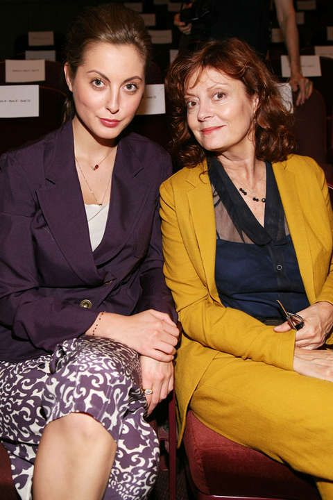 Susan Sarandon mit Tochter Eva Amurri. In unserer Galerie zeigen wir Ihnen die ähnlichsten Mutter-Tochter-Paare