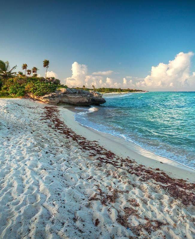 #PlayaDelCarmen #BeautifulBeaches