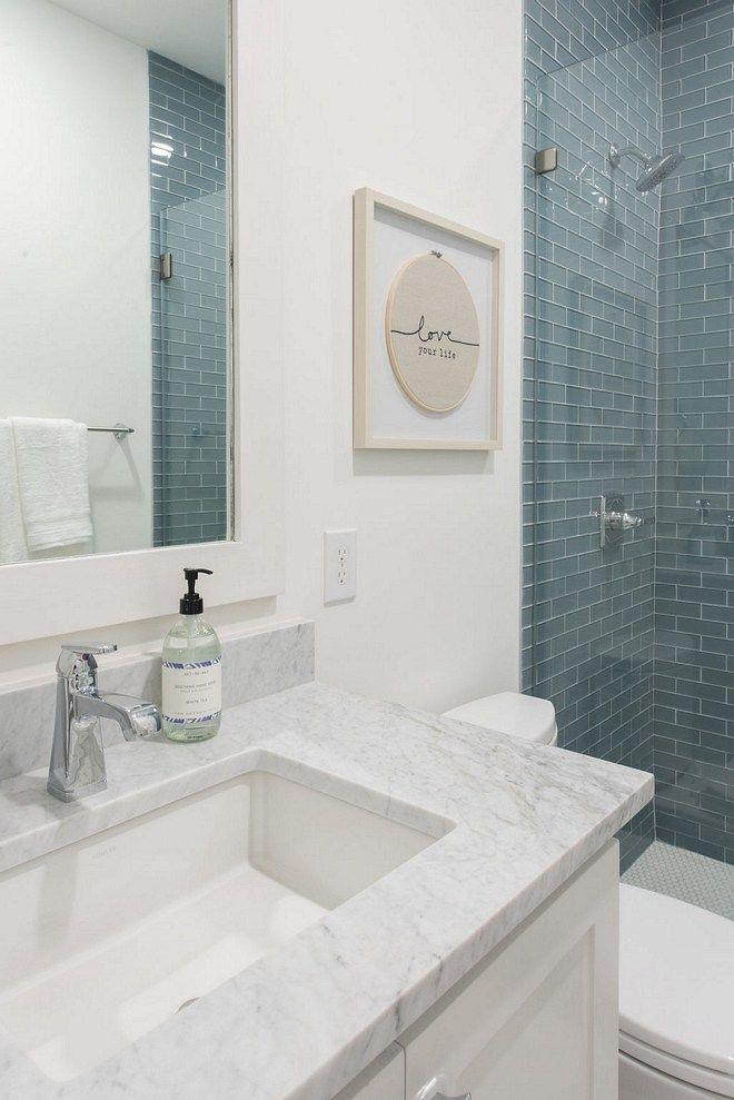 Interior Design Ideas House Tour White Marble Bathrooms