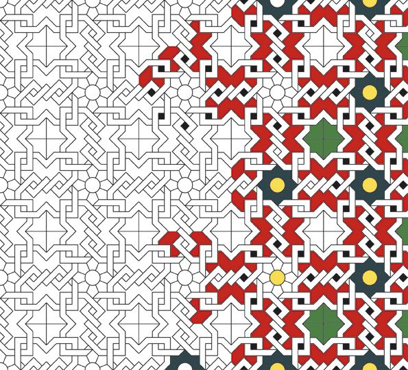 https://syedfawaz2002.wordpress.com/2011/09/29/islamic-patterns-and-geometric-tessellations/