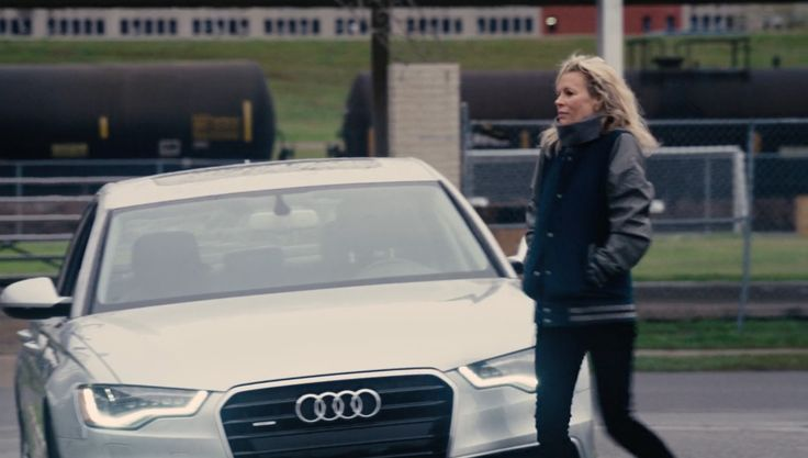 Audi A6 C7 (2012) car driven by Kim Basinger in GRUDGE ...