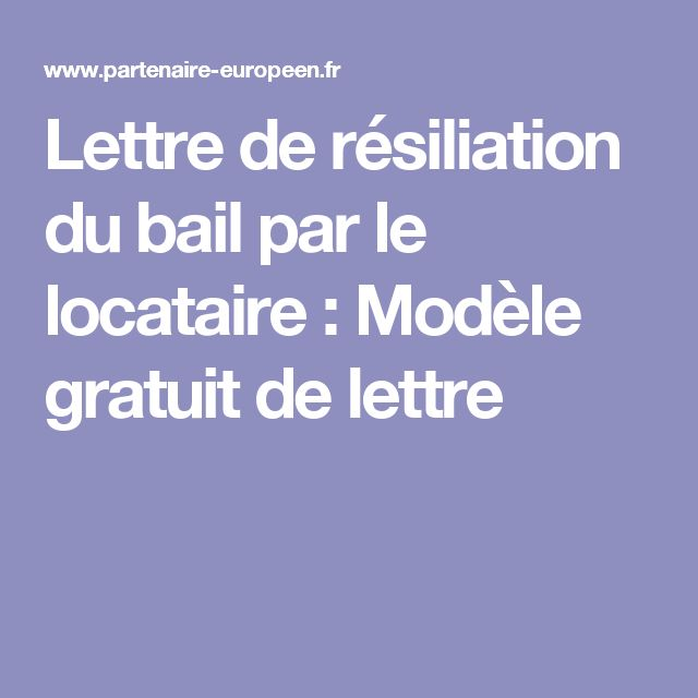 the 25  best lettre de r u00e9siliation ideas on pinterest