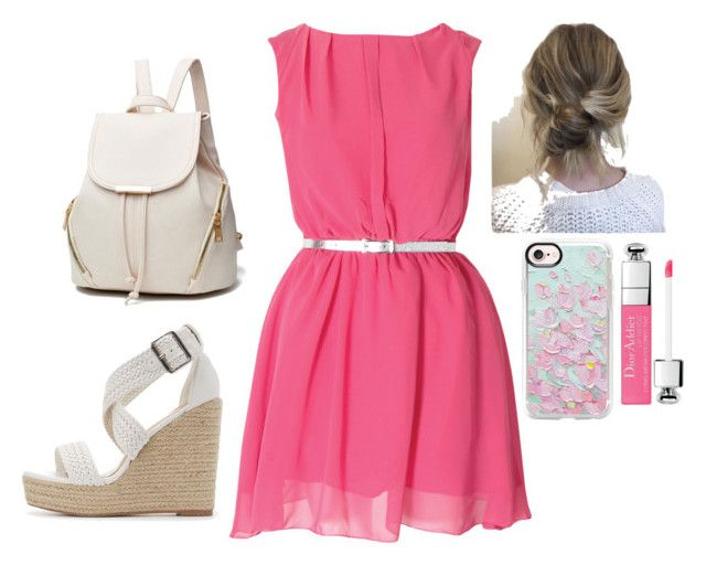 """""""Untitled #37"""" by megan-nicole-derksen on Polyvore featuring Charlotte Russe and Casetify"""