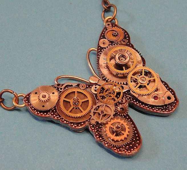Handmade Watches and Watch Part Jewelry | Handmade Jewlery, Bags, Clothing, Art, Crafts, Craft Ideas, Crafting Blog