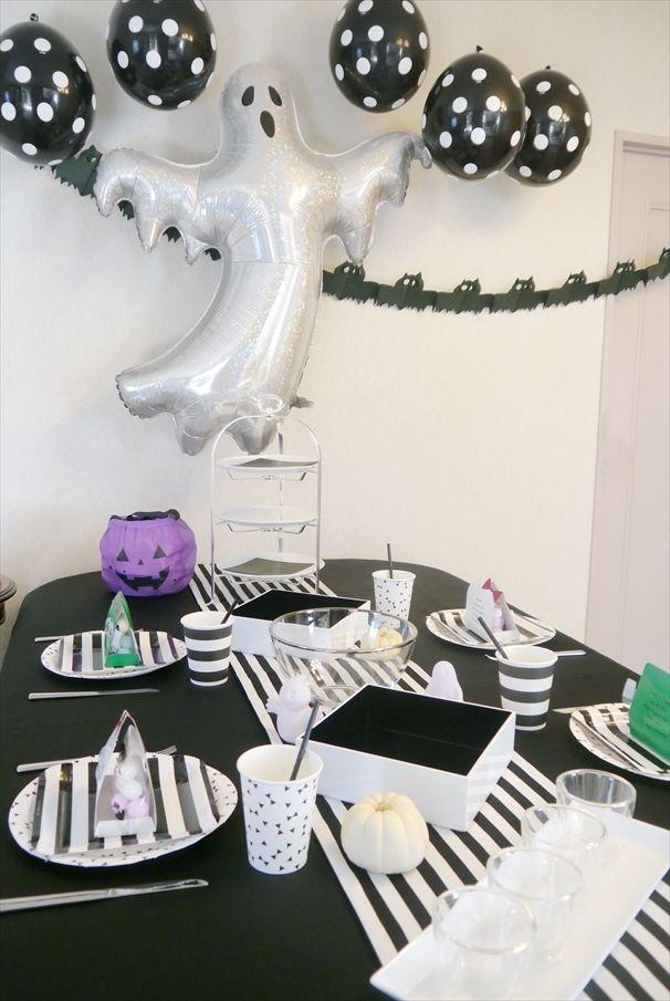 ハロウィン パーティー|Halloween Kid's Party|テーブルコーディネート