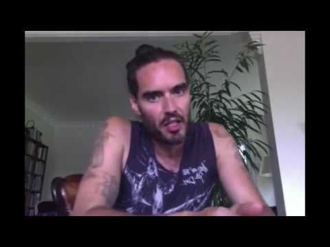 Russell Brand Trew Transformation is Personal Aug 16
