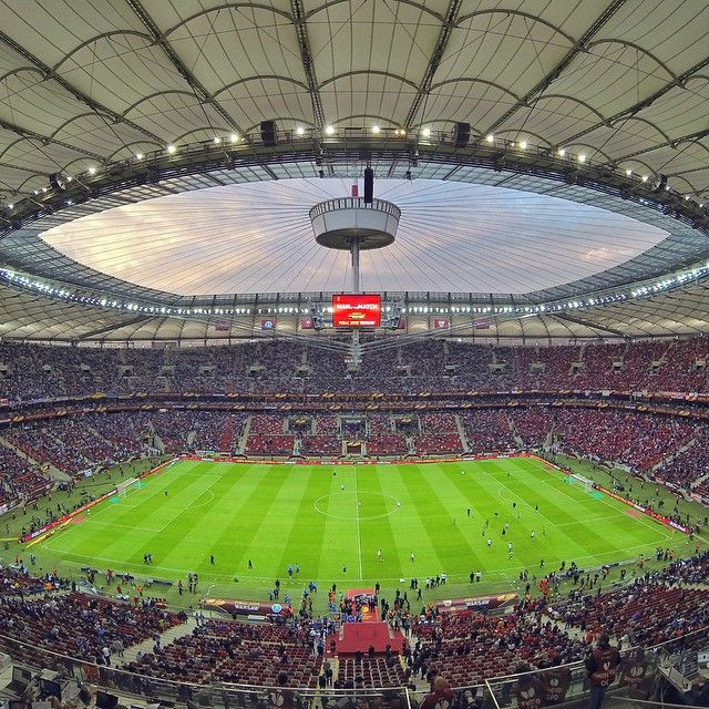 #UEFA #final2015 #europaLeague #Warsaw #sevilla vs. #dnipro #Poland #Polska #igersWarsaw #stadionnarodowy #gopro #goproPoland #letsDoSomething #canon #canoncps #canonprofessionalservices