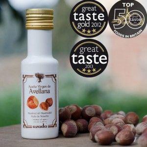 Aceite Virgen de Avellanas - Azada Organic 100ml