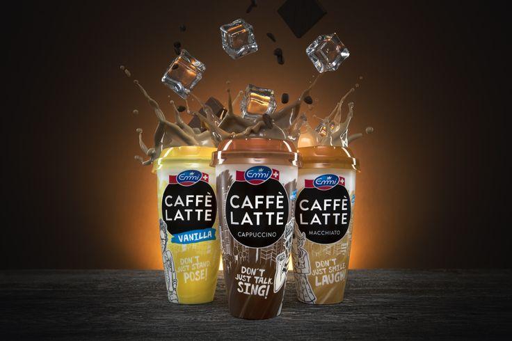 Iced Kaffee - 13 Fotos zusammen gebastelt.