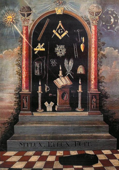 "Freemasonry:  ""Seek Light, and Light will find you."" #Freemasonry."