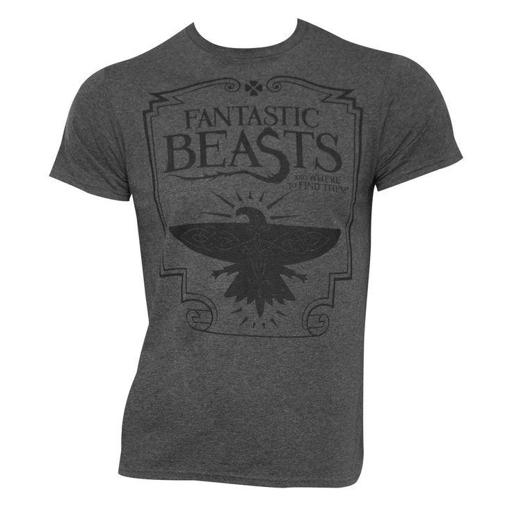 Fantastic Beasts Logo Tee Shirt