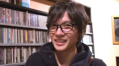 Ryunosuke Kamiki -- :/ I give in. I collect images of men, women - anything, really - in glasses. The Japanese (of course) word for it is megane.