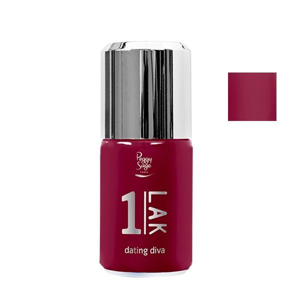 one-lak 1-step gel polish dating diva 10ml