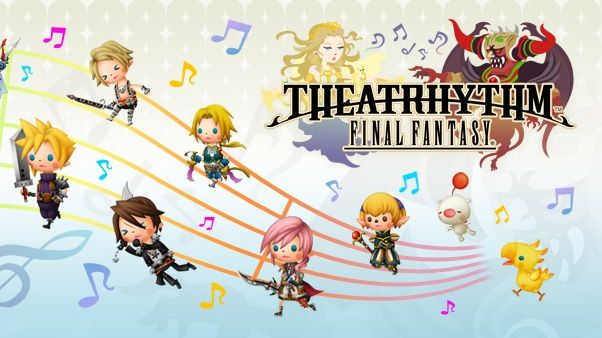 Theatrhythm Final Fantasy Is Present In The iTunes App Store, FREE!