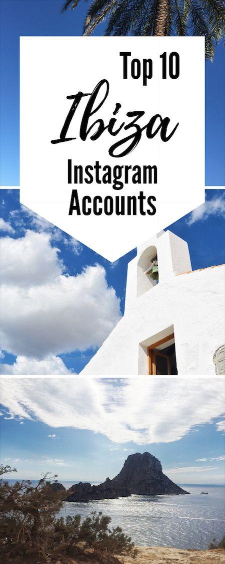Top 10 Ibiza Instagram Accounts