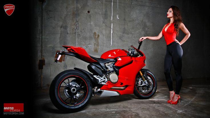 Ducati Sexy Girl