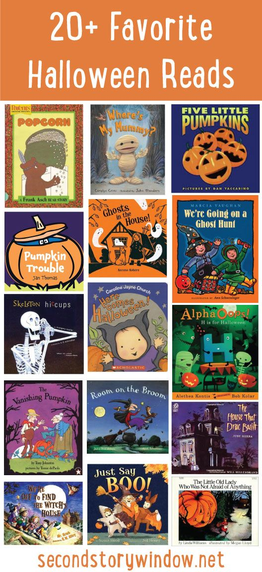 Looking to add some new Halloween books to your classroom library but don't know where to start? We have compiled a list of over 20 favorite Halloween reads and why we love each one! Organized into three age groups so you can find the best books for your grade.