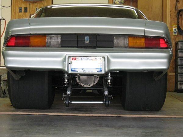 Pro Street Camaro