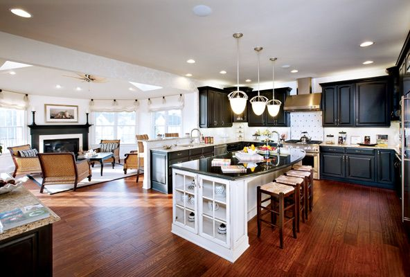 Loving This Open Concept By Tollbrothers: The Hills At Southpoint, Durham, North