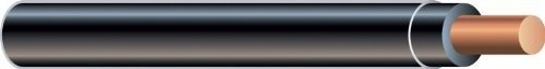 Southwire 11587301 12 AWG 500' Solid THHN Copper Conductor, Black by Southwire. $78.03. Southwire 11587301 12 AWG 500' Solid THHN Copper Conductor, BlackSouthwire 11587301 12 AWG 500' Solid THHN Copper Conductor, Black Features:;Primarily used in conduit and cable trays for services, feeders, and branch circuits in commercial or industrial applications;For use in dry locations at temperatures not to exceed 90 Degree C or wet locations at 75 Degree C;Meets or exceeds all...