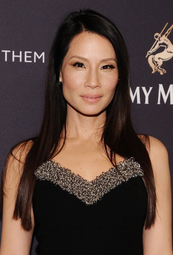 Lucy Liu Lashes Pinterest Eye Makeup Applying Eye
