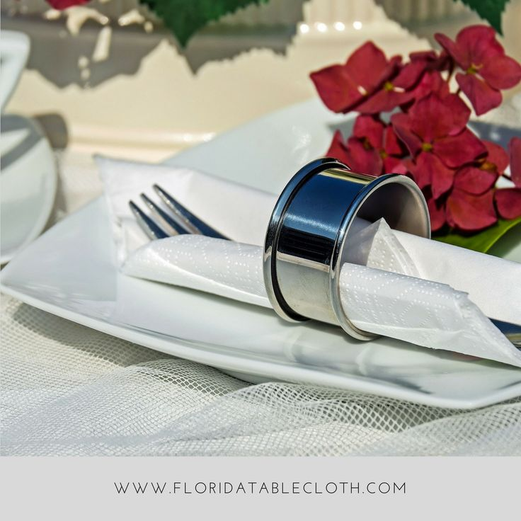 TABLE NAPKINS, YOUR PLUS  You can enhance your #dining experience by decorating the table with wonderful folded dinner #napkins. For a fancy dinner party, a casual buffet lunch, or a romantic dinner for two, create a distinctive folding #napkin and just stand out.  You can quickly and easily make your place settings look extra special. Keep in mind that there is a wide variety of #napkin folding styles, pick the best. For extra color you can use a napkin #ring, it's a great complement!