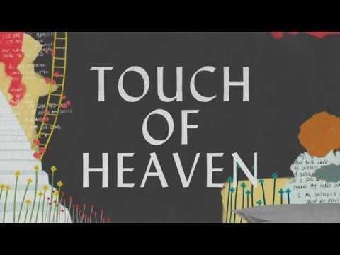 Touch Of Heaven Lyric Video - Hillsong Worship | † Jesus