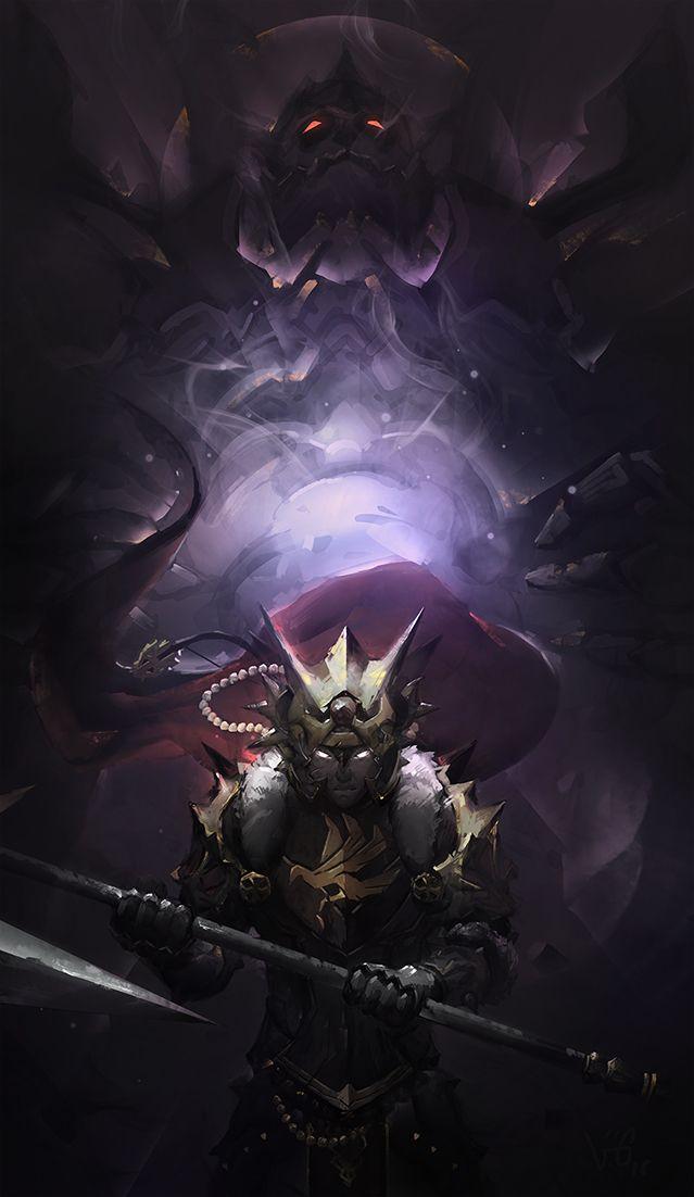 Dellons - Seven knight Fan art by vuogle.deviantart.com on @DeviantArt