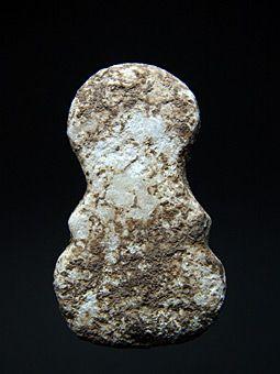 Όστρακο Αρχαία Τέχνη, Kusura μάρμαρο Idol