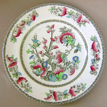 Vintage Johnson Brothers Indian Tree China | & The 117 best Johnson Brothers China images on Pinterest | Johnson ...