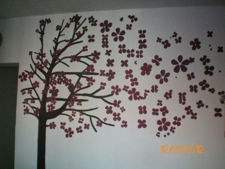 Murales pintados a mano murales para decorar pinterest - Murales pintados a mano ...