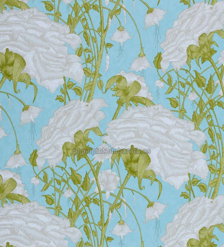 Top 10 ideas about papel pintado harlequin boutique on - Papel pintado harlequin ...