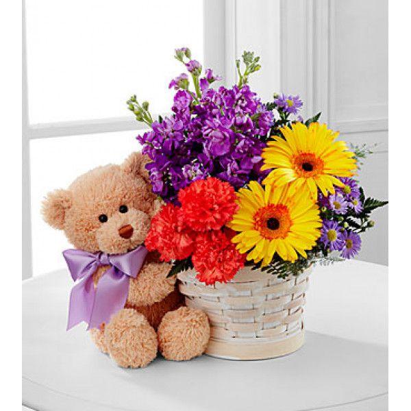 10 Best Birthday Flowers Images On Pinterest