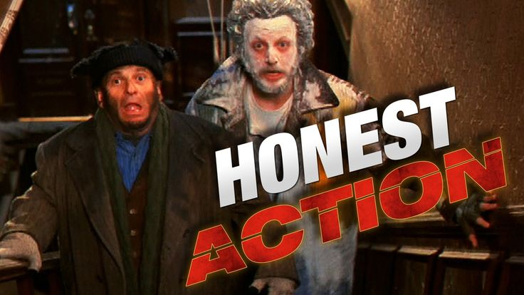 "Honest Action - Home Alone - Have you ever wondered how many lives your favorite action hero would really need to survive a movie? We asked an actual doctor to answer that question for us in Screen Junkies' new series ""Honest Action."" Next up, The Wet Bandits in Home Alone."