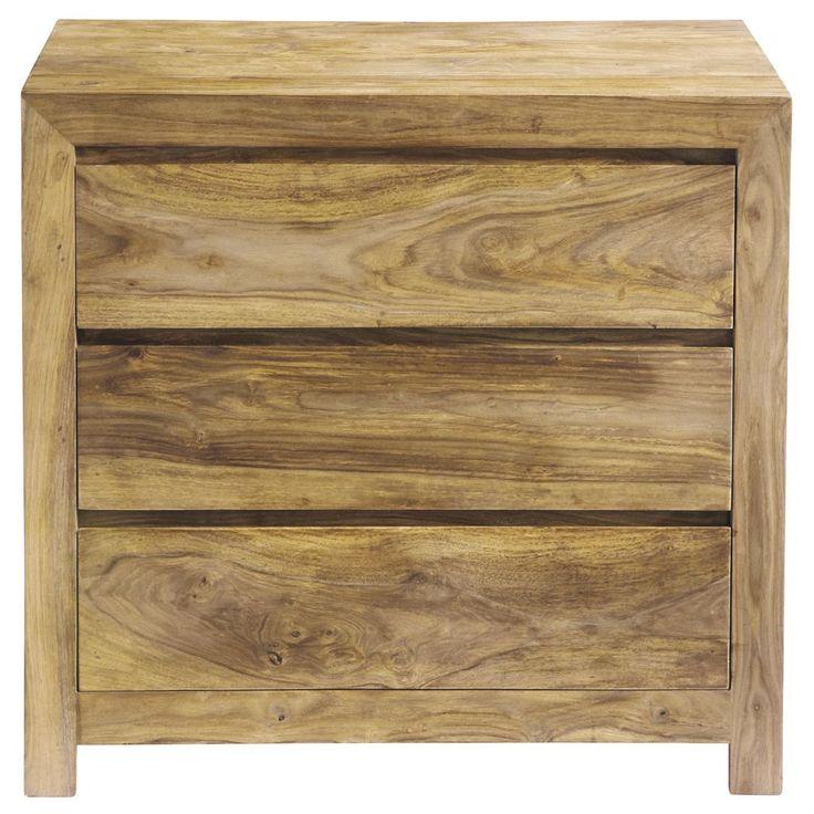 Solid sheesham wood chest ... - Stockholm