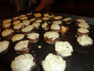 Boursin mushrooms | Food my hobby | Pinterest