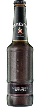 Jameson Irish Whiskey & Raw Cola
