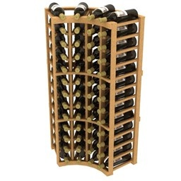 Curved Corner Wine Racks allow you to utilize corner spaces in your wine cellar.  They also provide a flowing wall to wall transition. Check out more options for commercial wine racks at http://www.winecellarspec.com/commercial-spec-wine-racks/. Wine Cellar Specialists  4421 Cedar Elm Circle Richardson, TX 75082  Toll Free: 866-646-7089  Texas Office: 972-454-0480
