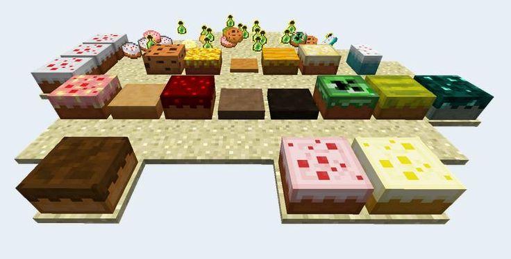 Minecraft mods Cakeisalie 1.6.4 – Minecraft Download For Free