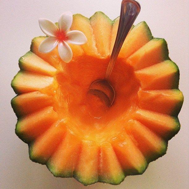 Melon fruit carving pin up bio fruit carving pinterest gravure sculptures sur fruits et fruit - Sculpture sur fruit ...