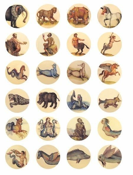 clip art mythical animals - photo #17