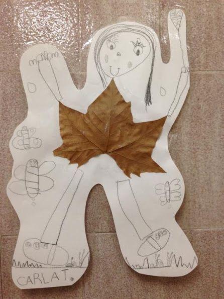 NENS I NENES - Material: paper, llapis, fulles, cola, tisores - Nivell: P5 INF 2015/16 Escola Pia Balmes